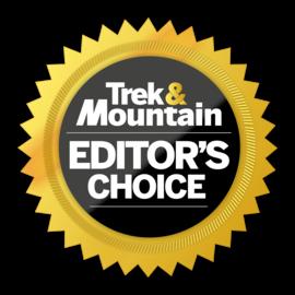 "Trek&Mountain ""Editor's Choice"""