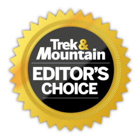 "Trek&Mountain ""Editor's Choice"""