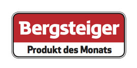 "Bergsteiger ""Product of the Month"""