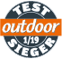 «Gagnant du test» d'Outdoor01/19