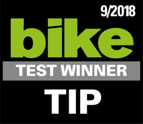 "BIKE 09/18 ""Test Winner"""