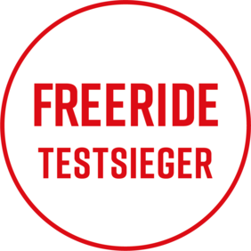 "FREERIDE ""Test Winner"" 02/18"