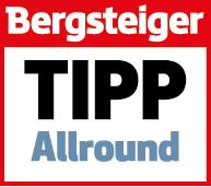 Bergsteiger ALLROUND TIPP