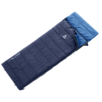 Synthetic fibre sleeping bag Orbit SQ +5° Blue Blue
