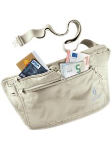 Artículos de viaje Security Money Belt II