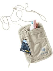 Artículos de viaje Security Wallet I