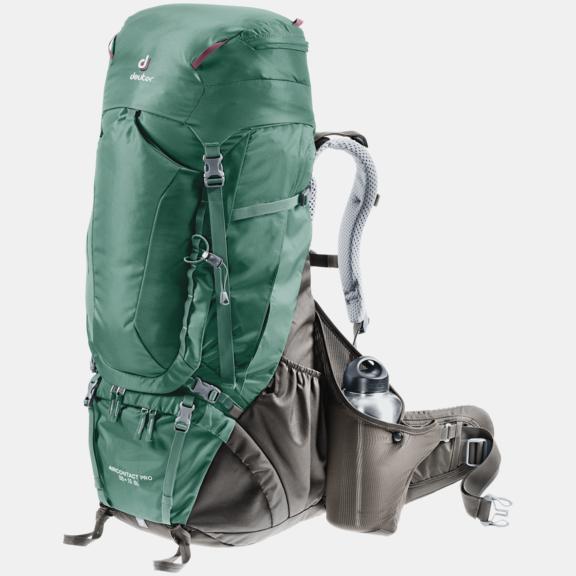 Trekking backpack Aircontact Pro 55+15 SL