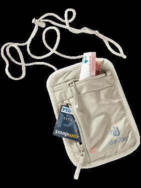 Accessori da viaggio Security Wallet I RFID BLOCK
