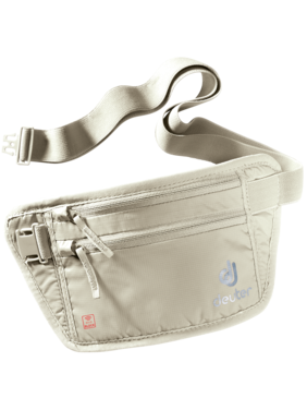 Accessori da viaggio Security Money Belt I RFID BLOCK