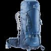 Trekking backpack Aircontact 45 + 10 Blue Blue