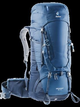 Trekking backpack Aircontact 45+10