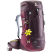 Hiking backpack Futura PRO 34 SL Purple Red