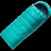 Kinderschlafsack Starlight SQ Türkis Blau