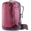 Travel backpack AViANT Access 50 SL Red Purple