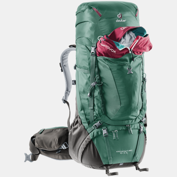 Trekking backpack Aircontact Pro 55+15 SL