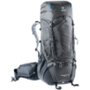 Trekking backpack Aircontact Pro 60+15 Grey Black