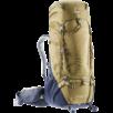 Trekkingrucksack Aircontact Pro 60+15 Blau Braun