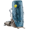 Trekking backpack Aircontact Pro 65+15 SL Blue brown