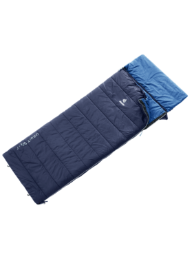 Synthetic fibre sleeping bag Orbit SQ +5°