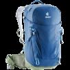 Zaino da hiking Trail 26 Blu Verde