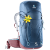 Hiking backpack Trail Pro 34 SL Blue Red