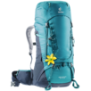 Trekking backpack Aircontact 40 + 10 SL Turquoise Blue
