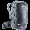 Bike backpack Trans Alpine 32 EL Black