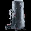 Trekking backpack Aircontact Lite 45 + 10 SL Grey Black