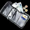 Accessori da viaggio Travel Wallet Nero