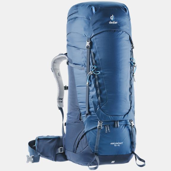 Sac à dos de trekking Aircontact 75 + 10