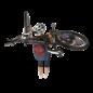 Mochila de ciclismo Trans Alpine Pro 26 SL