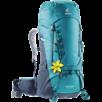 Sac à dos de trekking Aircontact 40 + 10 SL Turquoise Bleu