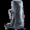 Trekking backpack Aircontact Lite 35 + 10 SL Grey Black