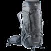 Trekking backpack Aircontact Pro 60+15 Grey Black