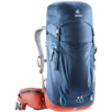 Zaino da hiking Trail Pro 36 Blu Rosso