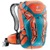 Bike backpack Attack 20 orange Turquoise