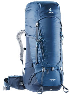 Trekking backpack Aircontact 75+10
