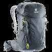 Hiking backpack Trail 26 Black Grey