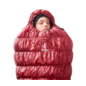 Synthetic fibre sleeping bag Exosphere -6°