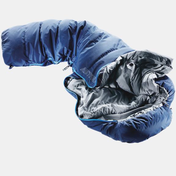 Down sleeping bag Astro 400 - L