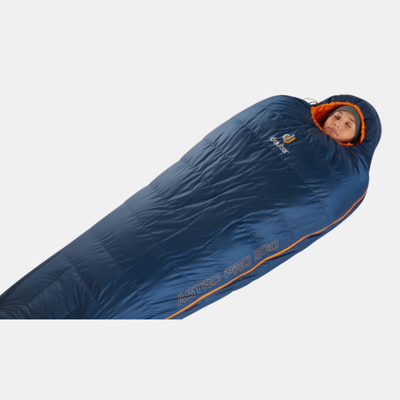 Down sleeping bag Astro Pro 800 - SL