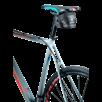 Fahrradtasche Bike Bag Race II Schwarz