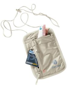 Artículos de viaje Security Wallet I RFID BLOCK