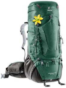 Mochila de trekking Aircontact Pro 55+15 SL