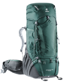 Mochila de trekking Aircontact PRO 70+15