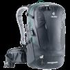 Bike backpack Trans Alpine 24 Black
