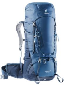 Mochila de trekking Aircontact 45 + 10