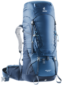 Mochila de trekking Aircontact 55 + 10