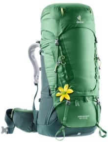 Mochila de trekking Aircontact 60 + 10 SL