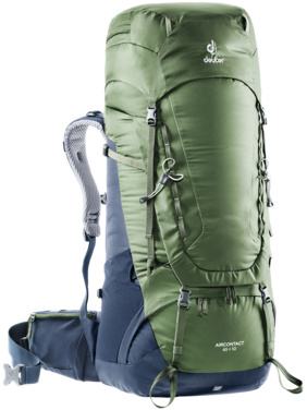 Trekking backpack Aircontact 65+10